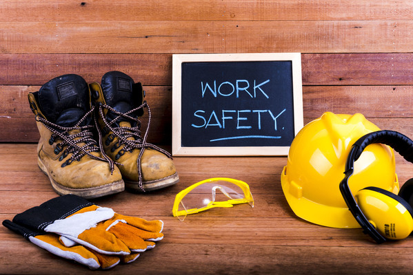 Preparation of organizational health and safety