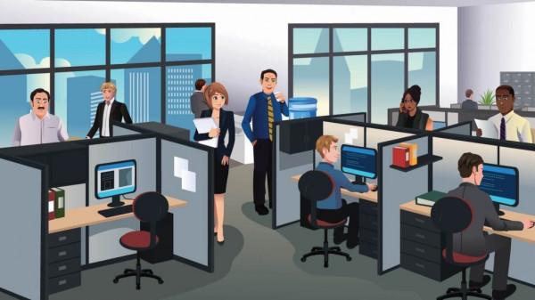 سلامة المكتب و بيئة العمل