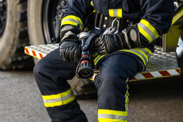 اطفاء الحريق المستوى الاول