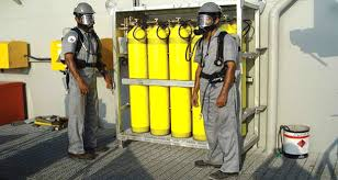 H2S level /1/ Gas authorization tester
