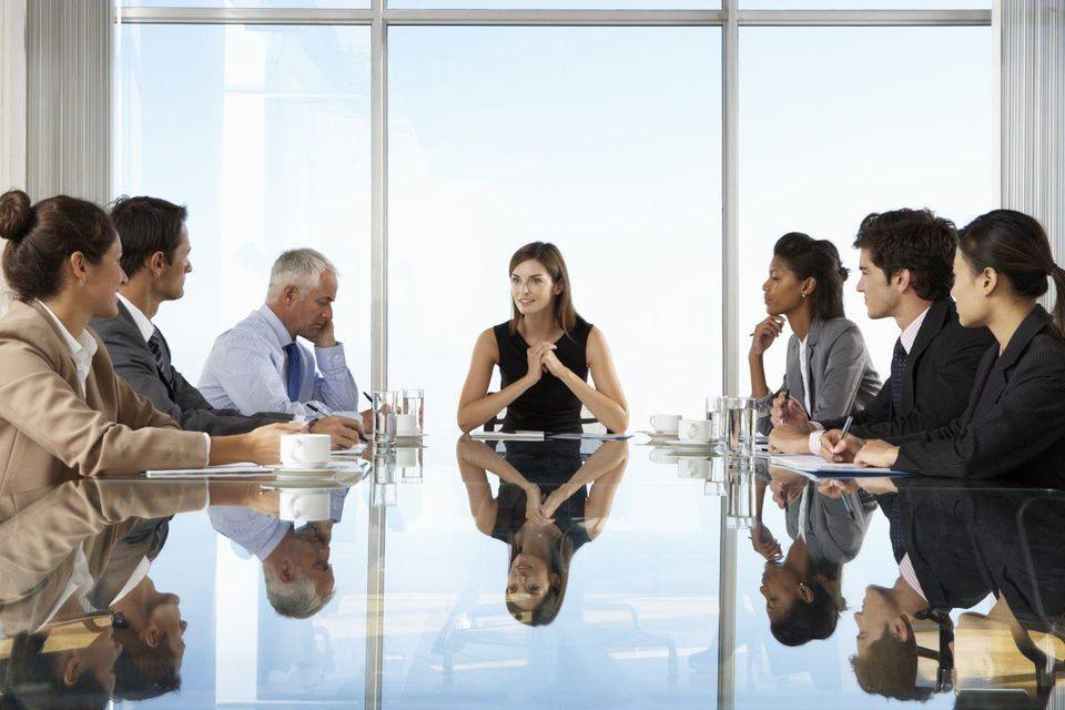 Effective female leadership