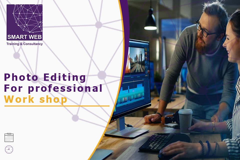 Photo editing for professional