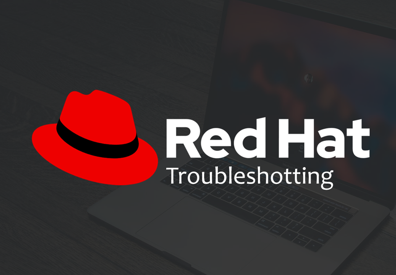 Red Hat Troubleshooting (342)