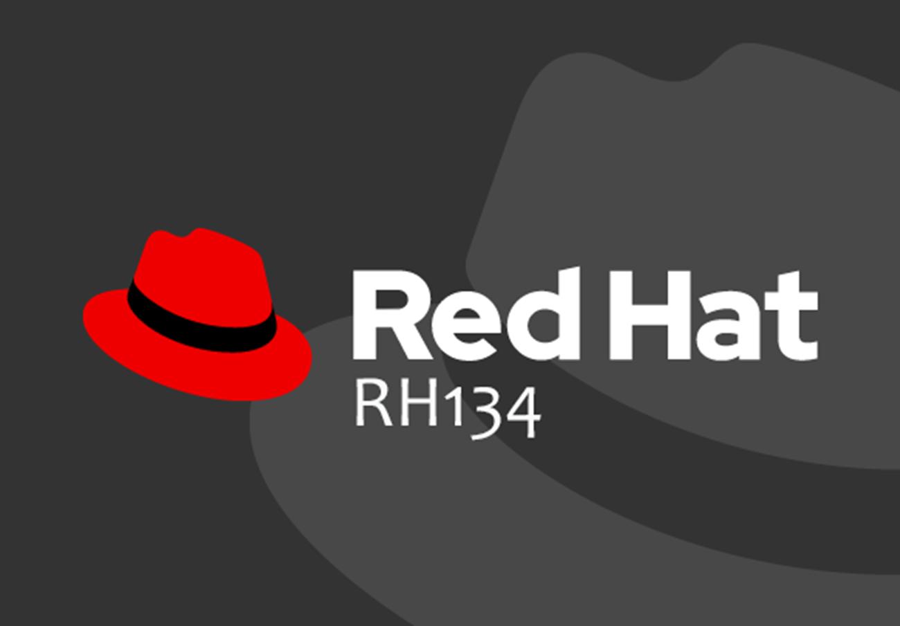 RedHat (RH134)