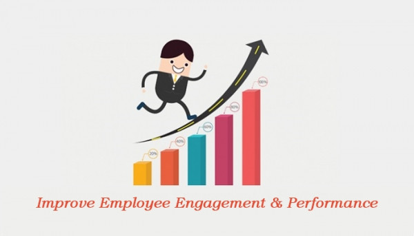 تحسين أداء الموظفين
