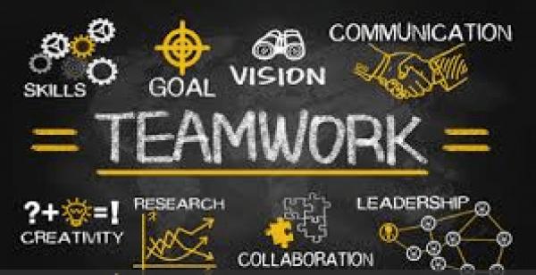 الابداع والابتكار في العمل الجماعي