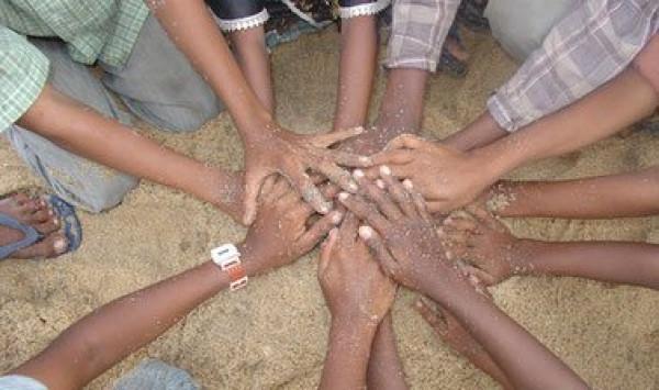حماية الأطفال في الظروف الإنسانية