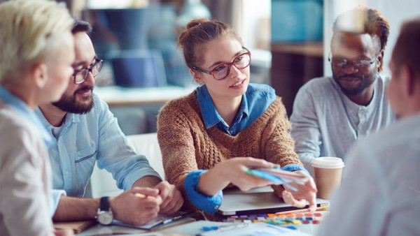 Empowering and Building a Creative Organizational Culture