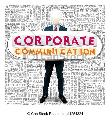 Corporate Communication in the Public Relations Department