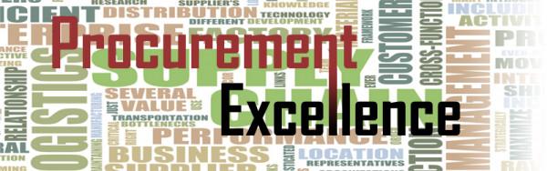 التميز في الإدارة الاستراتيجية للتوريد والشراء