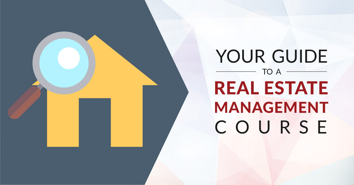 Diploma of real estate management, marketing and valuation