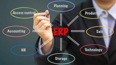 إدارة موارد الشركة ERP