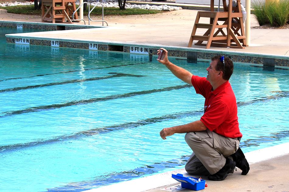 Swimming Pool Inspection Program