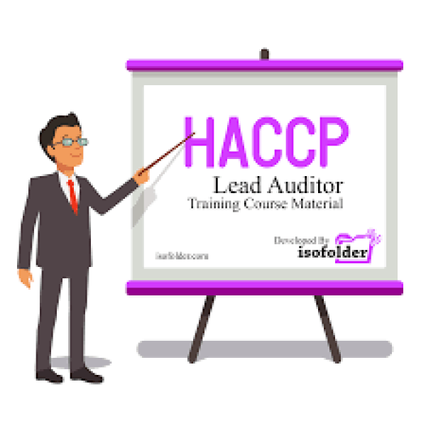 lead auditor course for HACCP system