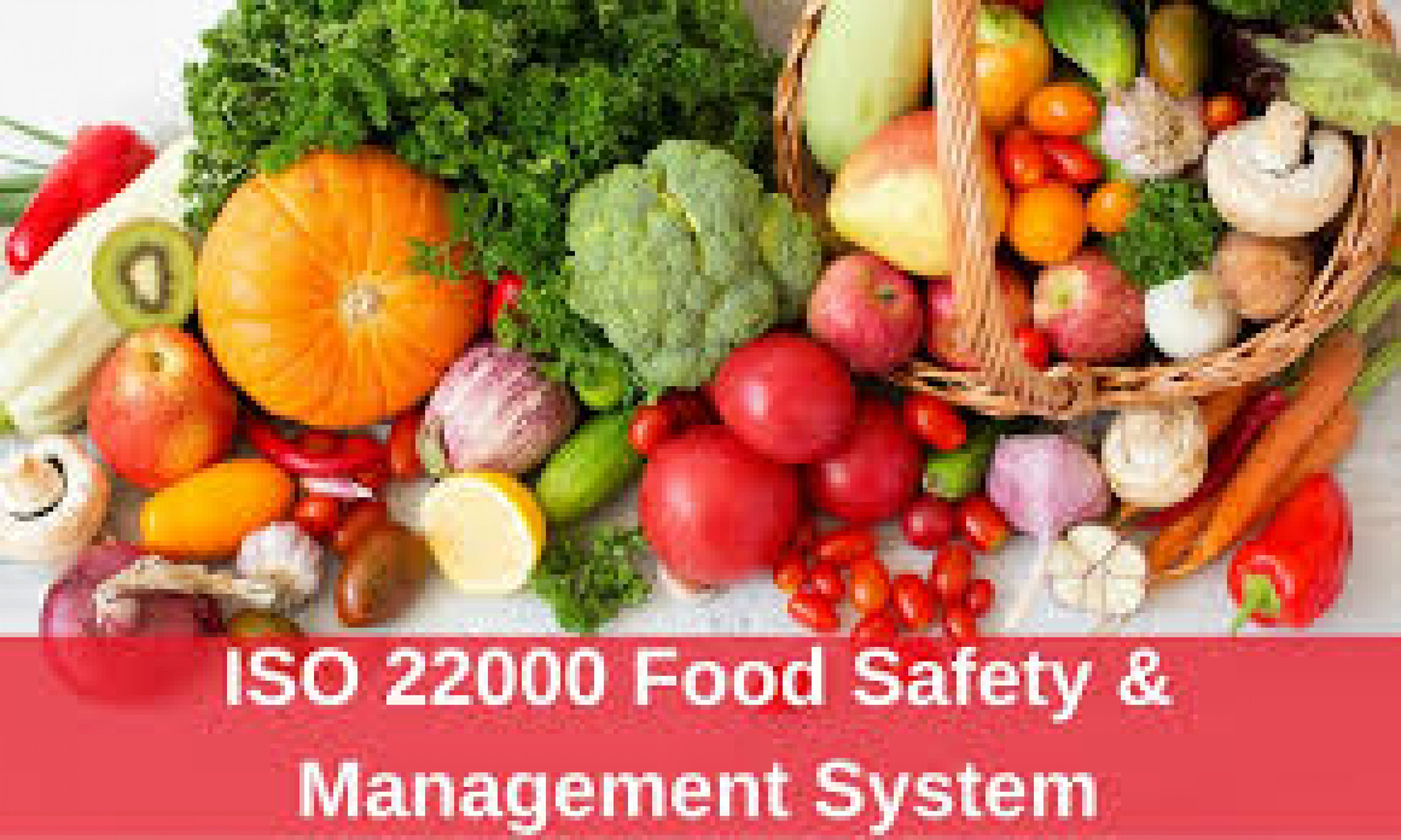lead auditor course in food safety management system iso 22000